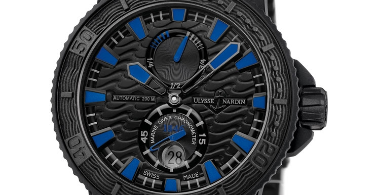 Ulysse Nardin – Black Sea 2013