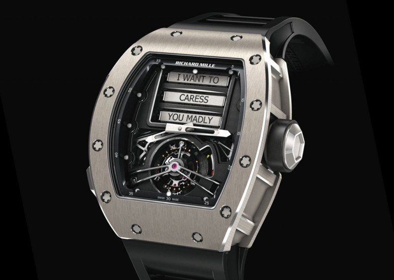 Richard Mille RM 69 Erotic Tourbillon 3