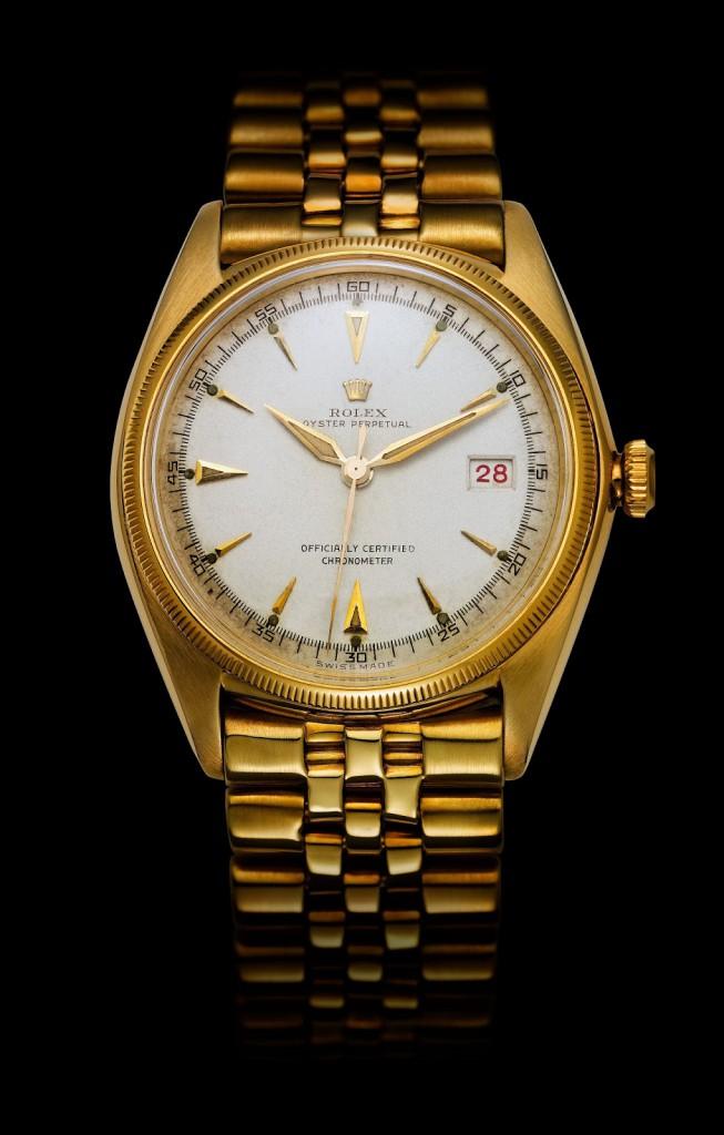 First-Rolex-Datejust_1945