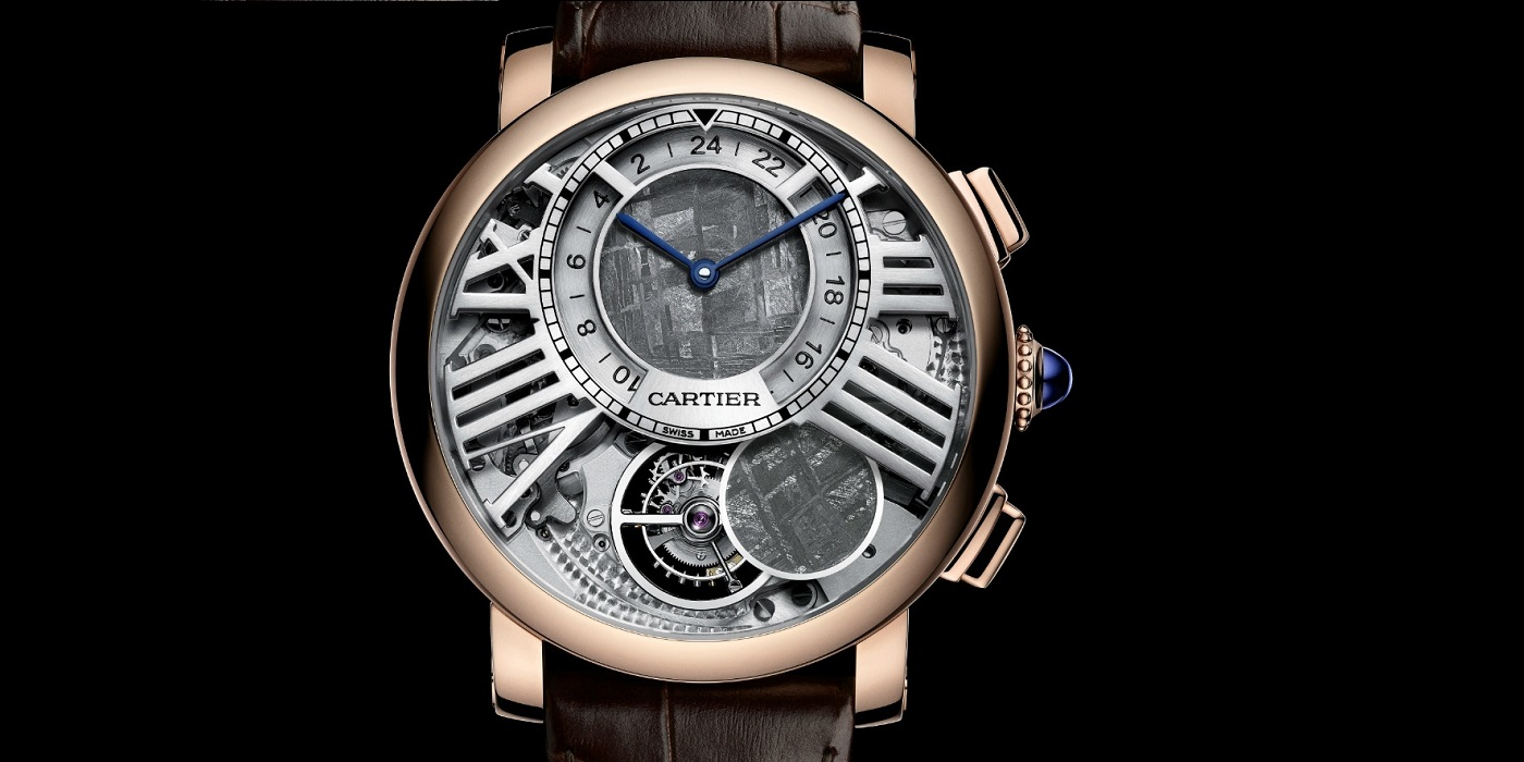 presihh cartier unveils 6 new watches