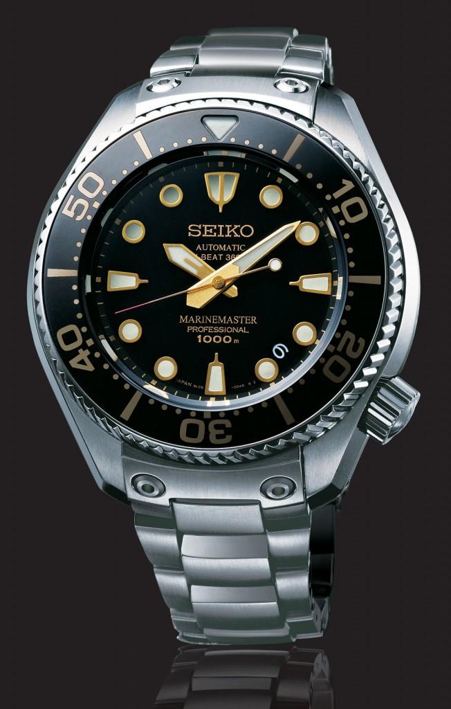 Seiko Seiko Marinemaster 1000m Hi-Beat 36,000 bph Limited Edition SBEX001