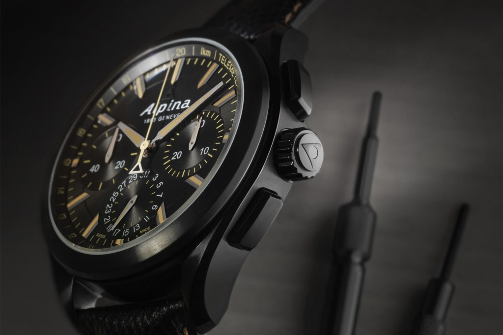 Alpina-Watches-Alpiner-4-Manufacture-Flyback-Chronograph-Full-Black-Calibre-AL-760-1