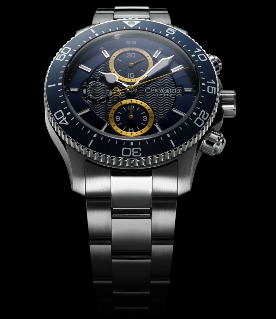 Christopher Ward C60 Trident Chronograph Pro 600 2