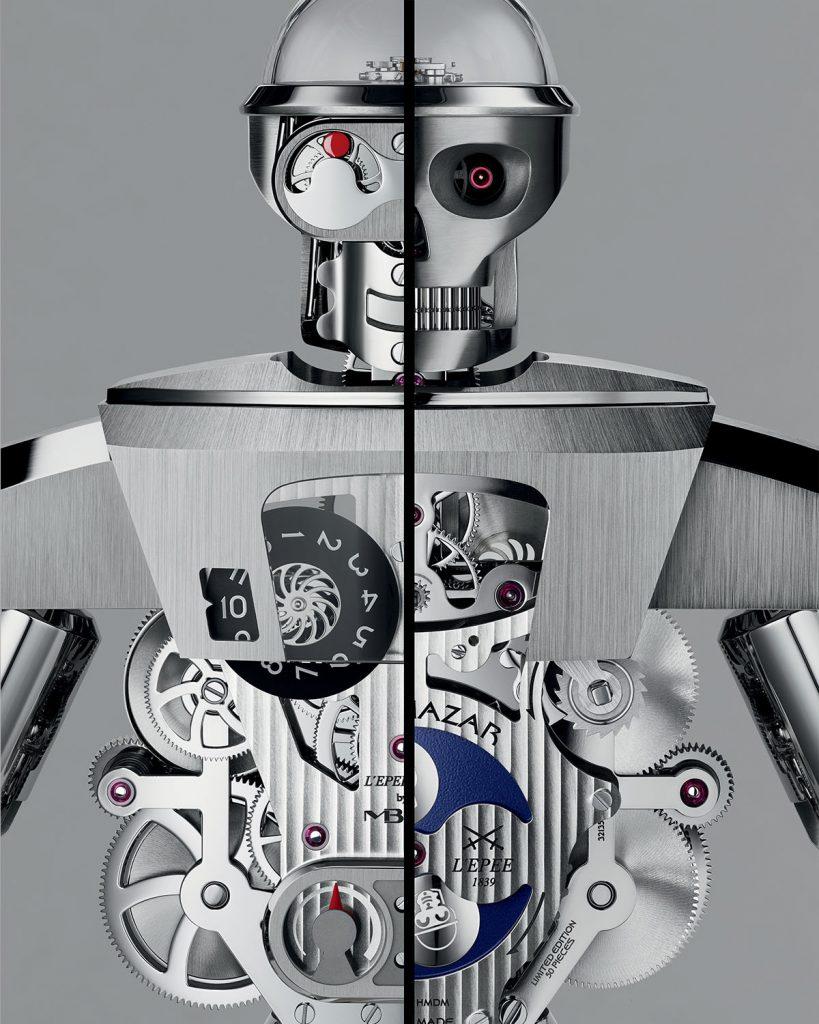 MBandF-Balthazar-Robot-clock-lepee-4