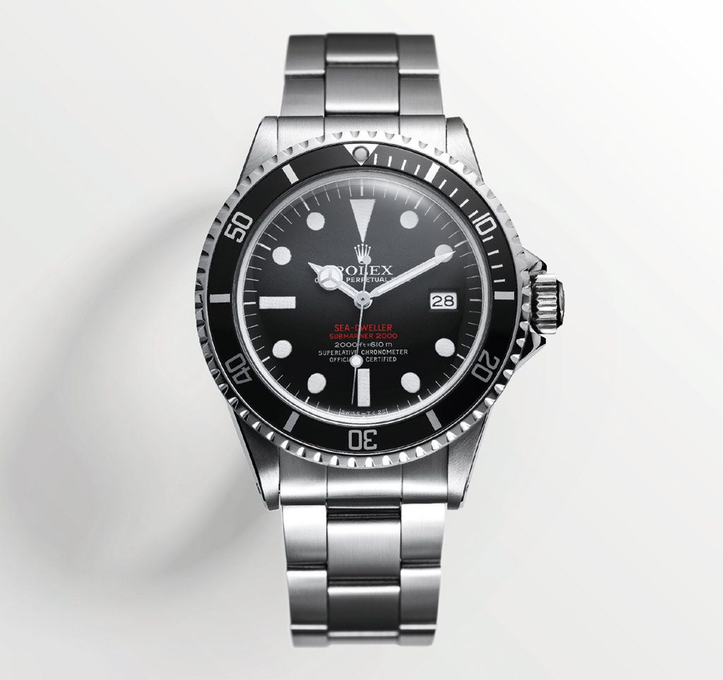 baselworld 2017 rolex sea dweller 126600 50th anniversary watch