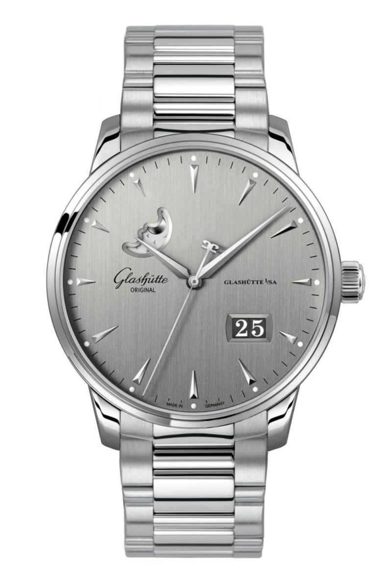 Glashutte-Original-Senator-Excellence-Date-Moonphase-steel-42mm-Baselworld-2018-1