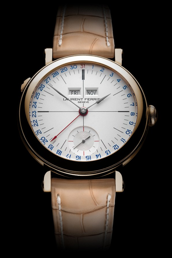 Laurent-Ferrier-Galet-Annual-Calendar-School-Piece-Opaline-Black-and-White-SIHH-2019-1