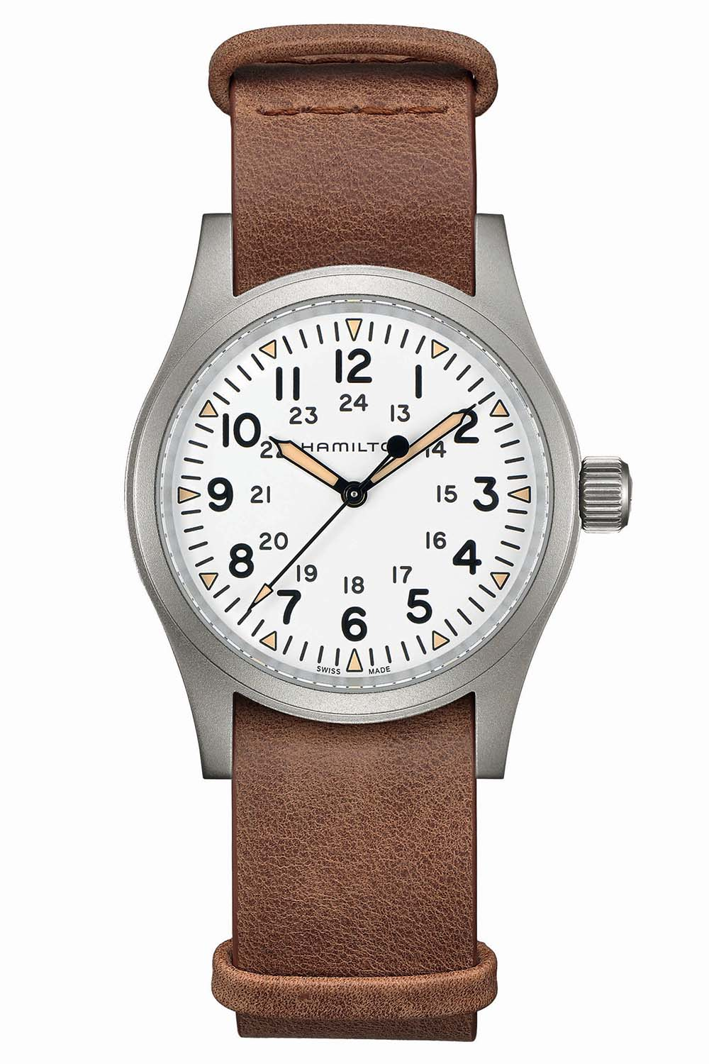 Introducing The Hamilton Khaki Field Mechanical 38mm Watches For 2019
