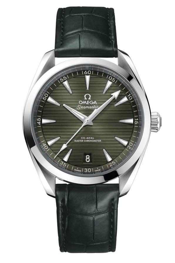 Omega-Seamaster-Aqua-Terra-150m-Master-Chronometer-41mm-green-220.13.41.21.10.001