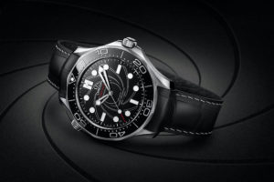 """Introducing The Omega Seamaster Diver 300M """"James Bond"""" Platinum-Gold Numbered Edition Watch"""