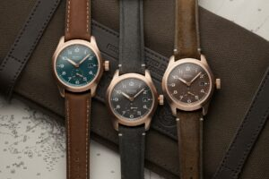 Bremont Broadsword Bronze Watches