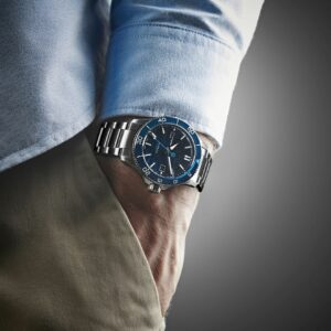 Introducing The Christopher Ward C60 Blue Limited Edition Watch