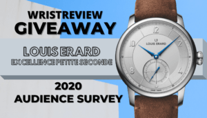 Giveaway & Audience Survey 2020 Results