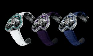 Introducing The MB&F HM3 'Frog X' Watches