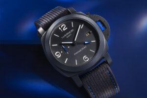 Introducing The Panerai Luminor GMT PAM01176 Bucherer BLUE Watch