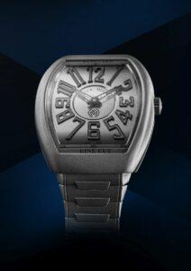 Franck Muller Vanguard Line Cut Watch