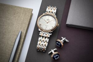 Omega Adds New Dials To The De Ville Prestige Watch Collection