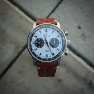 EMG DL63 Panda Chronograph