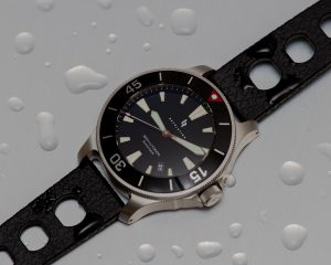 Revolution Watch Company Diver on strap