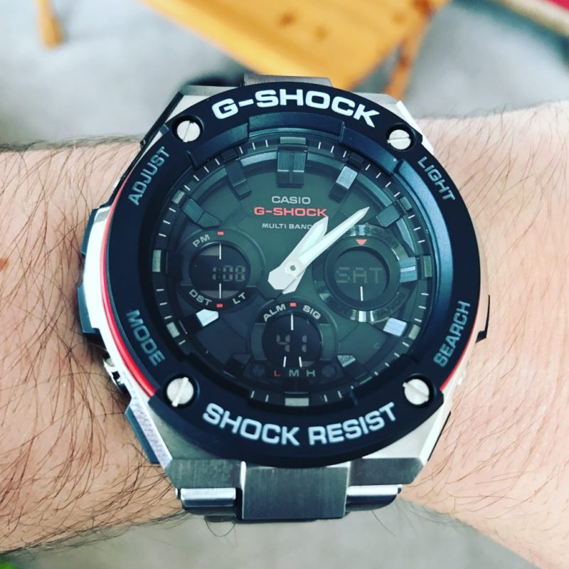 Casio G-Shock GST-W100D