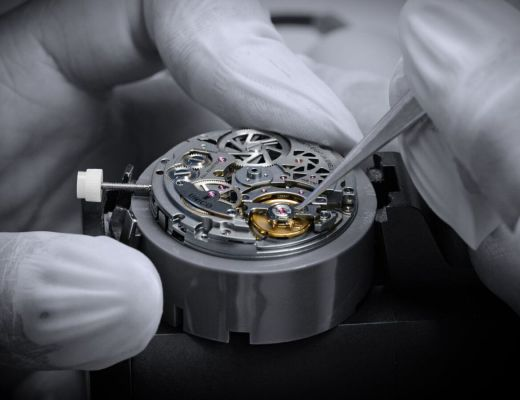 The Art of Luxury Watchmaking