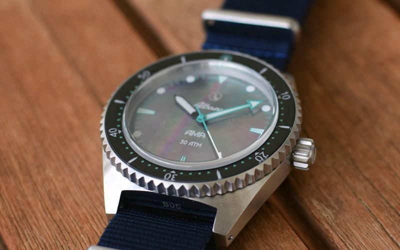 Albany Watch Company AMA