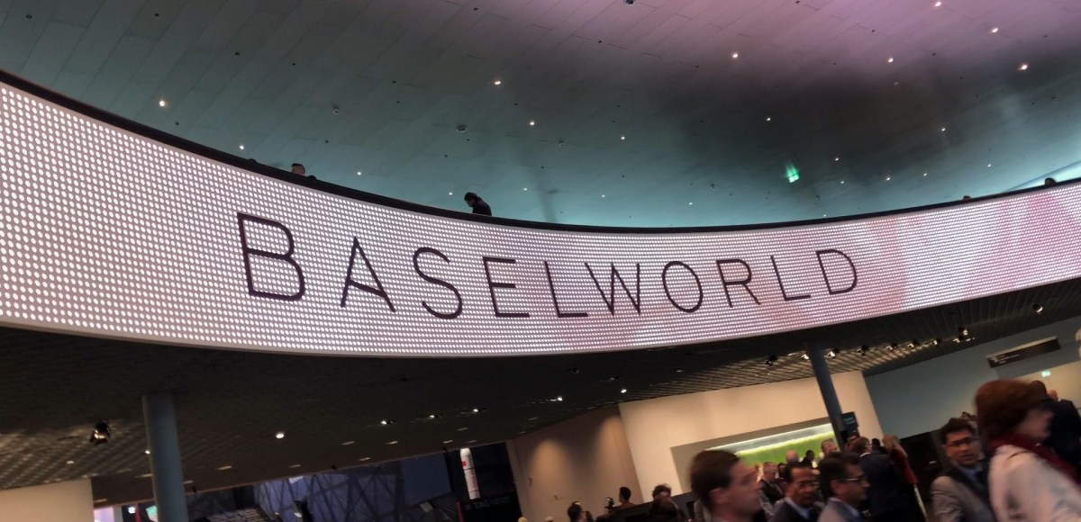 Baselworld on a budget