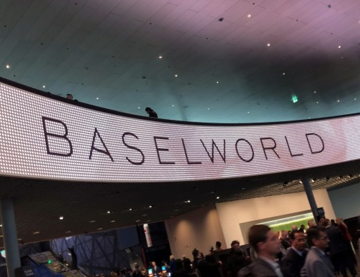 Baselworld on a budget