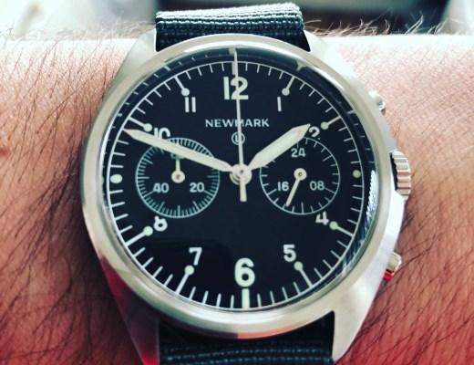 Newmark 6BB RAF Chronograph