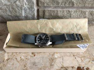Newmark 6BB RAF Chronograph 2018