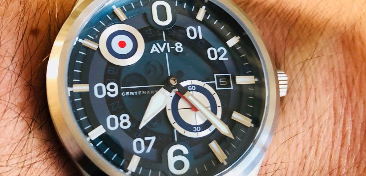 AVI-8 Flyboy Centenary 1960s