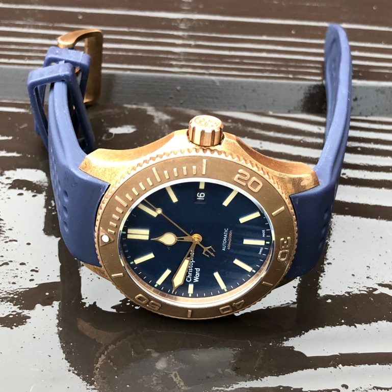Christopher Ward C60 Bronze review