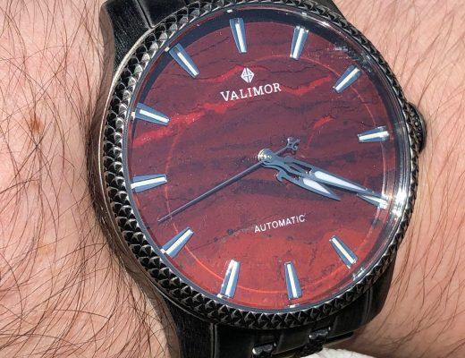 Valimor Caliburnus watch review