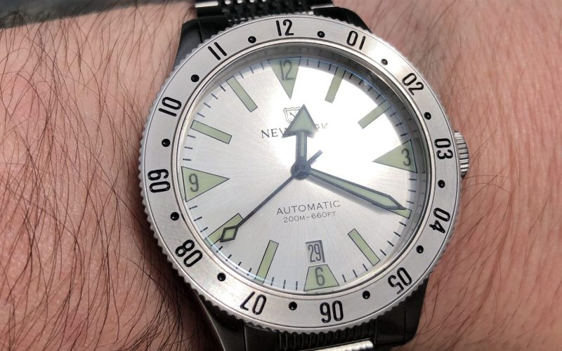 Newmark 71 watch review