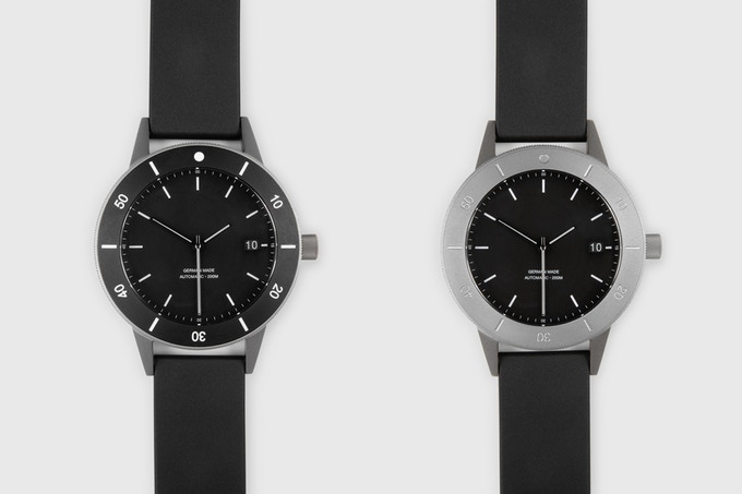 Insrtmnt D Series Kickstarter watch