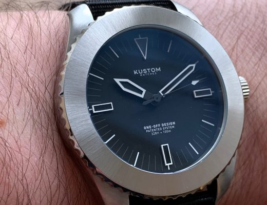 Kustom watch review