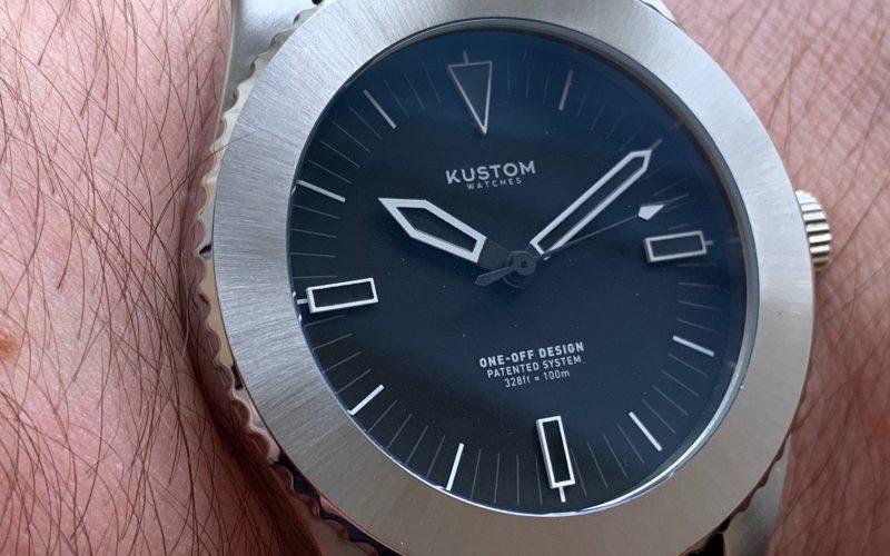Kustom watch review