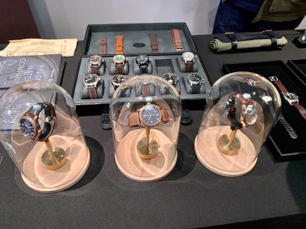 Three watches that have been used in TV and movies
