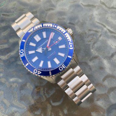 Spinnaker Amalfi watch review