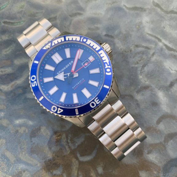 Spinnaker Amalfi watch review