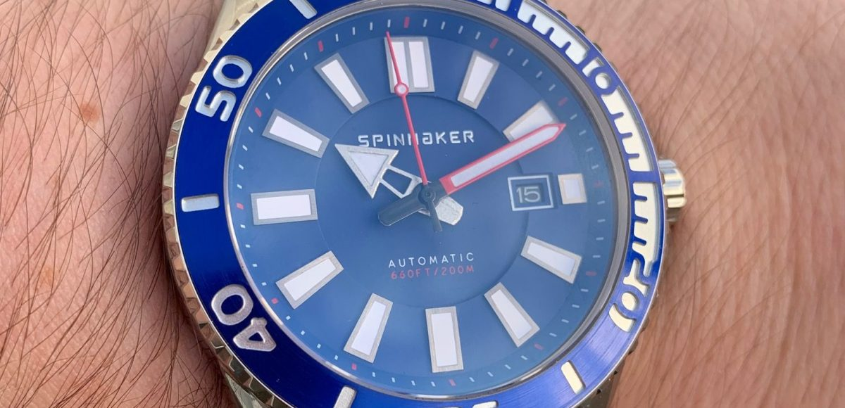 Spinnaker Amalfi SP-5074 Watch Review
