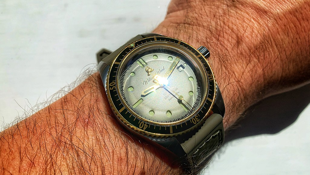 William Wood Valiant Watch Review