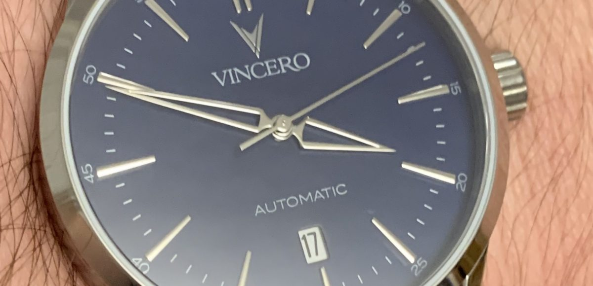 Vincero Icon Automatic Review