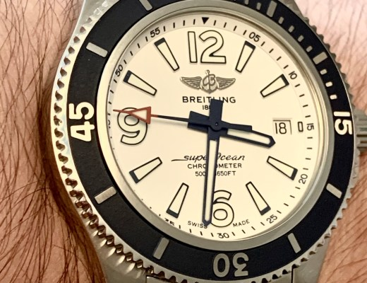 Breitling SuperOcean review
