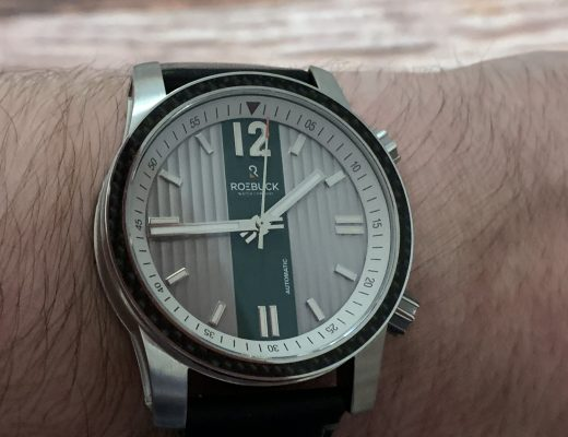Roebuck Diviso Watch Review