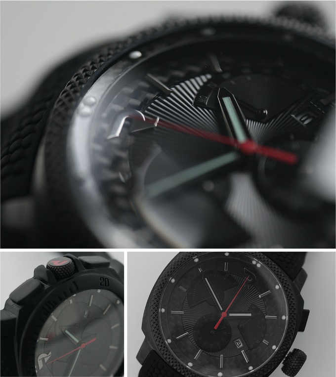 CARBON2 watch