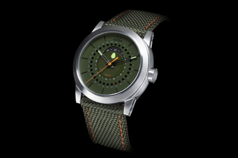 Isotope GMT Olive Green 1