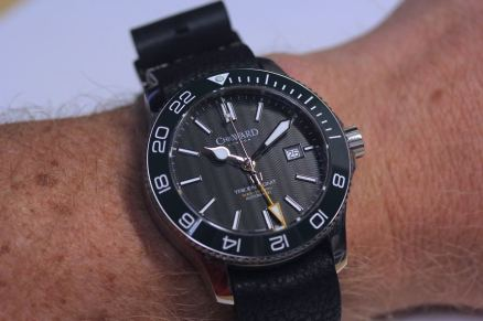Christopher Ward Trident GMT 13