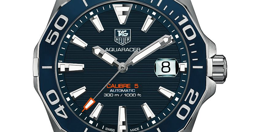 Introducing the Tag Heuer AquaRacer Ceramic | Wrist Watch Review