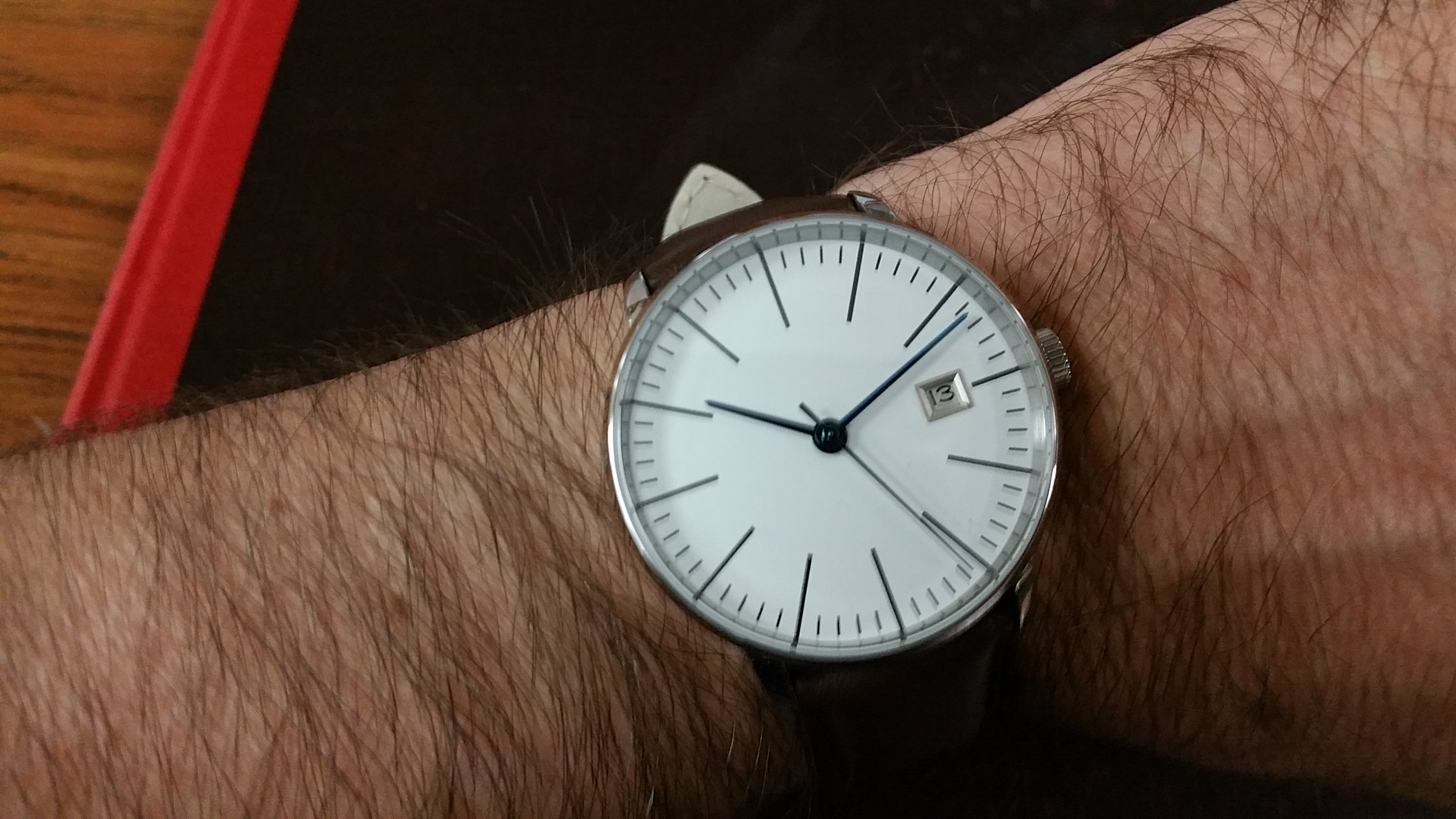 dufa b elegant build with and gentleman show s practical nomadic df refined inspiration bauhaus combined accomplished faces from an watches the taking